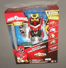 Power Rangers Samurai MEGAZORD Mighty Morphin Action Figure Zord Builder NEW