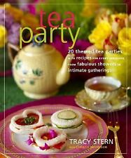 Tea Party: 20 Themed Tea Parties with Recipes for Every Occasion, from-ExLibrary