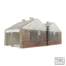 44-141 Bachmann Scenecraft OO/HO Gauge Two Lane Traction Depot
