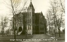 MADISON,SOUTH DAKOTA-EAST WING STATE NORMAL-#495--RPPC-(RP#1-1636)