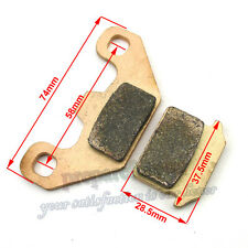 Pit Dirt Bike Sintered Brake Pads For Stomp Demon Coolster SSR 110cc 125cc SR125