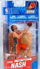 McFARLANE NBA 19 - PHOENIX SUNS - STEVE NASH - DORADO LEVEL FIGURA