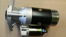 NEW STARTER MOTOR FOR Yanmar B37 EXCAVATOR