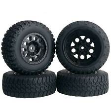 RC 1:10th Slash 4X4 Tyre Tires With Wheel sets Type Rim 4Pcs For TRAXXAS T 3005