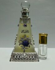 ARBA WARDAT EXCLUSIVE   PERFUME OIL/ ATTAR BY RASASI 6 ML SAMPLE