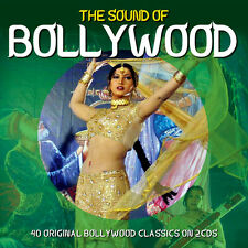 Sound Of Bollywood BEST OF 40 SONGS India Hindi Cinema Film Music NEW 2 CD