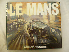 BOOK LE MANS ANDERS DITLEV CLAUSAGER