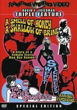 Smell of Honey, A Swallow of Brine/A Sweet Sickness/The Brick Dollhous [DVD NEW]