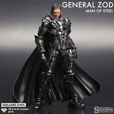 SUPERMAN MAN OF STEEL PLAY ARTS KAI GENERAL ZOD FIGURE Square Enix ~BRAND NEW~