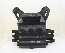 JPC Tactical Vest Plate Carrier - Kryptek Python Snake Camo TYP Night Urban City