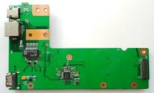 Asus K52F K52JB K52JC K52JR K52JE K52DR K52N DC Jack Power Button USB LAN Board