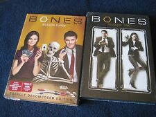 "DVD Set TV Drama Series ""BONES"" Season Two & Three BRAND NEW!"