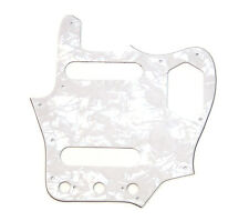 White Pearloid Pickguard for Fender Japan MIJ Reissue Jaguar® PG-0580-055