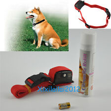 New Intelligent Mist-spray Barking-stop Dog Training Device Stop Barking Collars