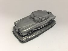 Stutz Blackhawk circa 1960's ref246 Pewter Effect 1:92 Model Scale car