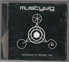 MUSTYWIG - knowledge of another sun CD