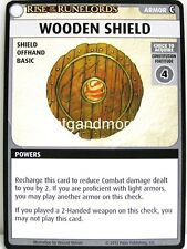 Pathfinder Adventure Card Game - 1x Wooden Shield - Character Add-On