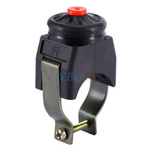 Universal Kill Stop Switch Horn Button Switch For Motorcycle 22mm Handlebar 7/8""