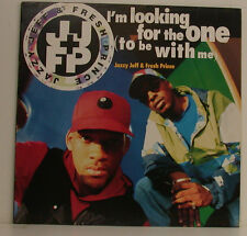 "JAZZY JEFF & FRESH PRINCE I´M LOOKING FOR THE ONE  12 "" LP (g424)"