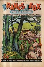 FRANCS JEUX  pour les garcons N°48 du 15/05/1948