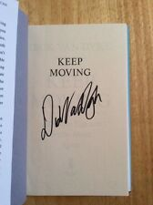 Keep Moving - SIGNED - Dick Van Dyke Hardcover + Pic New Unread Mary Poppins