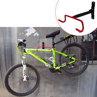 Foldable Wall Mount Storage Rack Wall Hanger Hook Holder for Bicycle