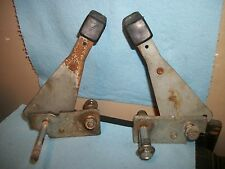 "John Deere 14SB 5 Speed MOWER ""DECK HEIGHT ADJUSTER'S"" FRONT"