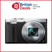 Panasonic LUMIX DMC-TZ70 Digital Camera Silver 12.1 MP 30x Optical Zoom WiFi NFC