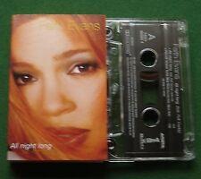 Faith Evans All Night Long / Never Knew Love... Cassette Tape Single - TESTED