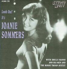Look Out! It's Joanie Sommers Joanie Sommers, Shelly Manne, Bobby Troup Audio C