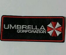 Umbrella corporation embroidered patch