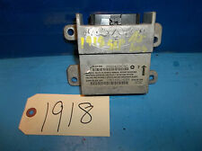 JEEP GRAND CHEROKEE Chassis Brain Box Air Bag; (under console) 00 01