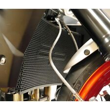 Triumph Street Triple RX Radiator Guard 2015+ By Evotech Performance