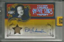 2008 DONRUSS CELEBRITY CUTS - MOVIE STARS - ROB SCHNEIDER AUTO/MATERIALS 24/25