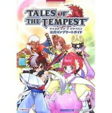 Tales of the Tempest Official Complete Guide (BANDAI NAMCO Games Book) / DS