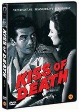 Kiss Of Death (1947) DVD (Sealed) ~ Victor Mature