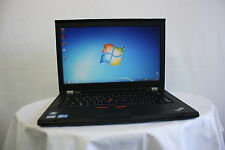 La Mejor Laptop Lenovo Thinkpad T430s i5 2.6GHZ 4GB HDD 1000GB Windows 7 Cámara Web