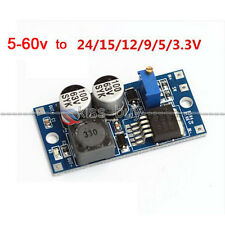 DC-DC LM2596HV Buck Converter 5V-60V to 1.25V-26V Power Module 48V to 3V/5V/12V