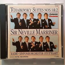 Tchaikovsky: Suites 1 & 2 - Marriner - Made in Germany