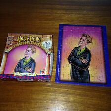 Collectable Rare Harry Potter Mini Puzzle Mattel Puzzles No 4/6 Draco Malfoy