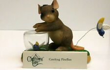 "CHARMING TAILS, FITZ AND FLOYD,""CATCHING FIREFLIES"" ITEM 83/102"
