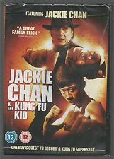 JACKIE CHAN AND THE KUNG FU KID - sealed/new UK R2 DVD