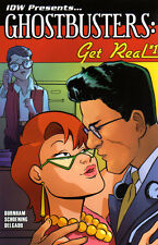 GHOSTBUSTERS Get Real #1 Erica Henderson SUBSCRIPTION Cover