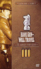 Have Gun Will Travel - The Complete 3rd Season DVD, 2006, 7-Discs     NEW~!!!
