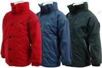 New Regatta Kids Term Time Waterproof Reversible Fleece Jacket / Coat