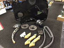 FORD TRANSIT TIPPER 2.0D 2.4TDCi DIESEL TIMING CHAIN KIT SPROCKET TIMING COVER