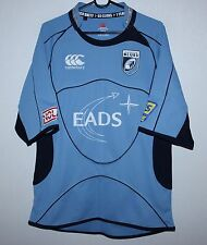 Cardiff Blues rugby shirt jersey Canterbury Size - M