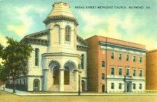 Richmond,VA. The Broad Street Methodist Church