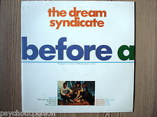 DREAM SYNDICATE - BEFORE AND AFTER  LP  LIVE & STUDIO 1982 / 1983