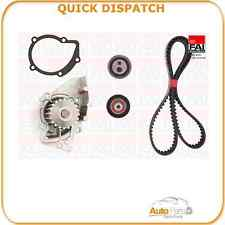 TIMING BELT KIT AND WATER PUMP FOR  PEUGEOT 206 2 12/99- 1508 TBK412-6242